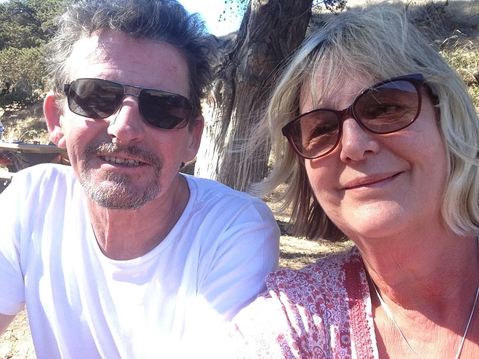 Sue & Tony from Brighton, United Kingdom