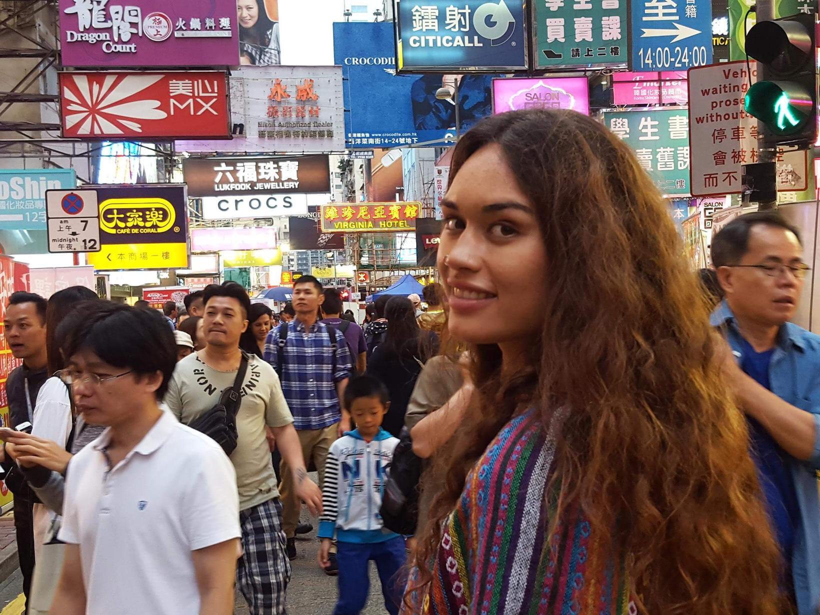 Larissa from Sydney, New South Wales, Australia
