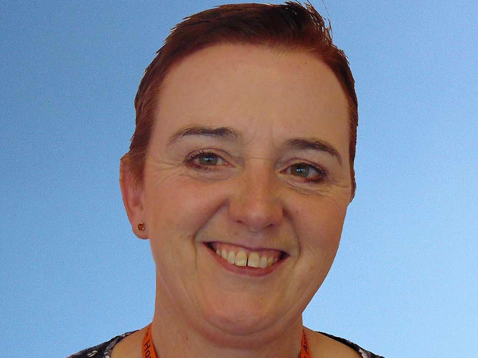 Sharon from Penarth, United Kingdom