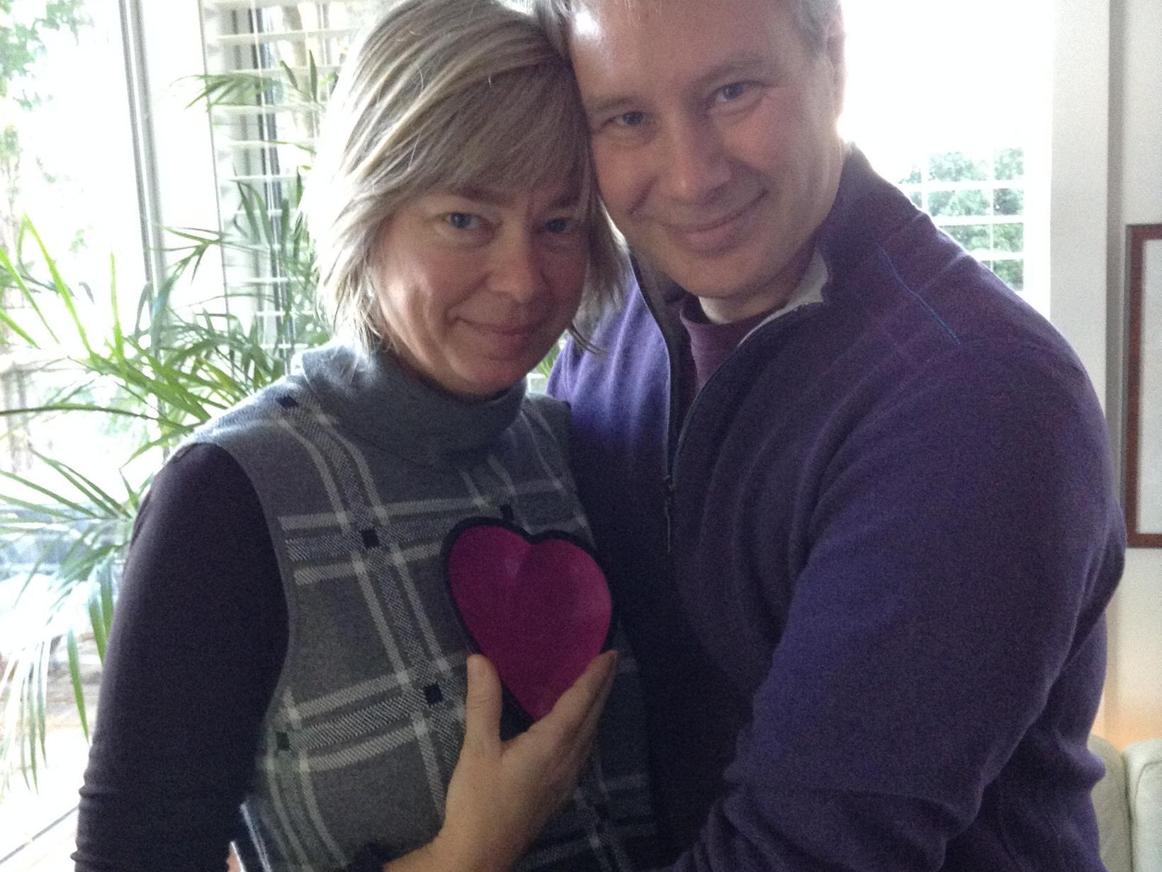 Cathie & Brad from Victoria, British Columbia, Canada