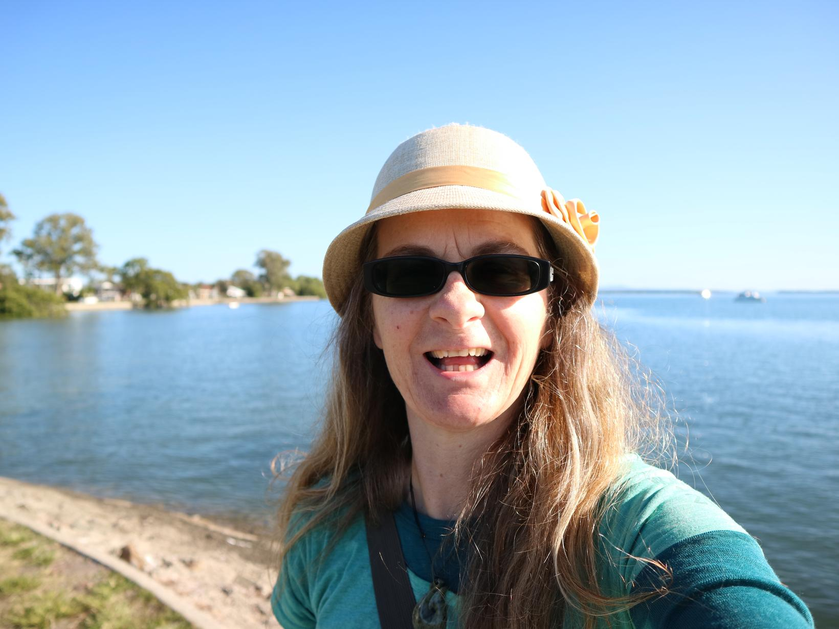 Karolyn from Tauranga, New Zealand