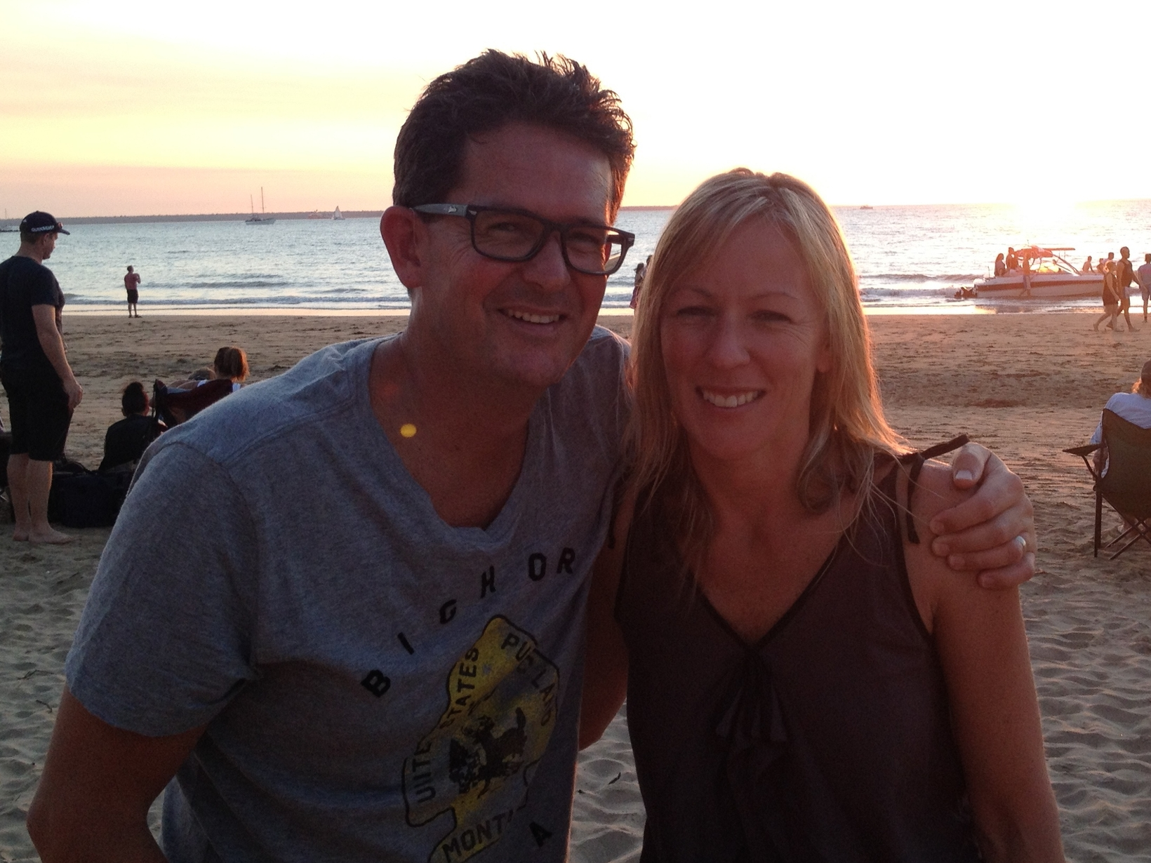 Donna & Craig from Auckland, New Zealand