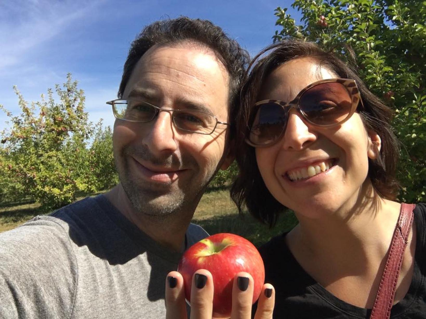 Rachel & Marc from Boston, Massachusetts, United States