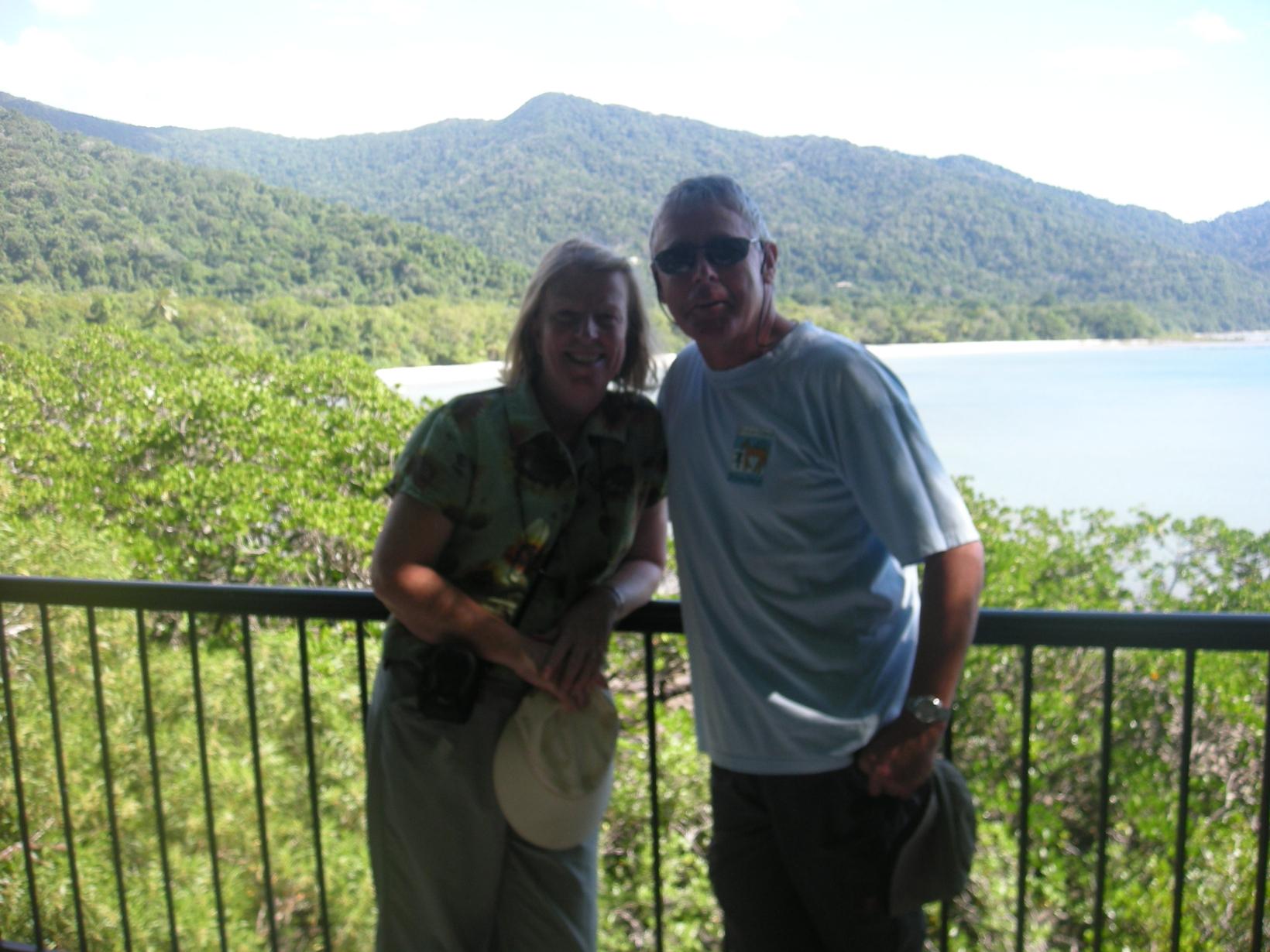 Bob & Susan from Plymouth, United Kingdom