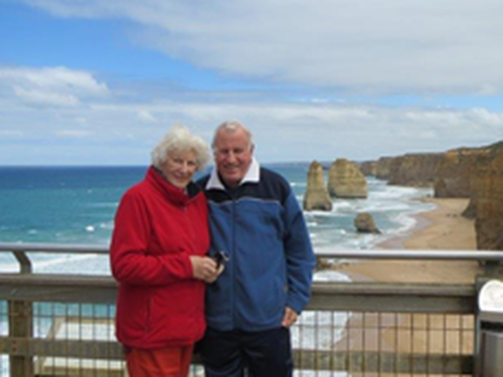 Graeme /roz & Roz from North Haven, New South Wales, Australia