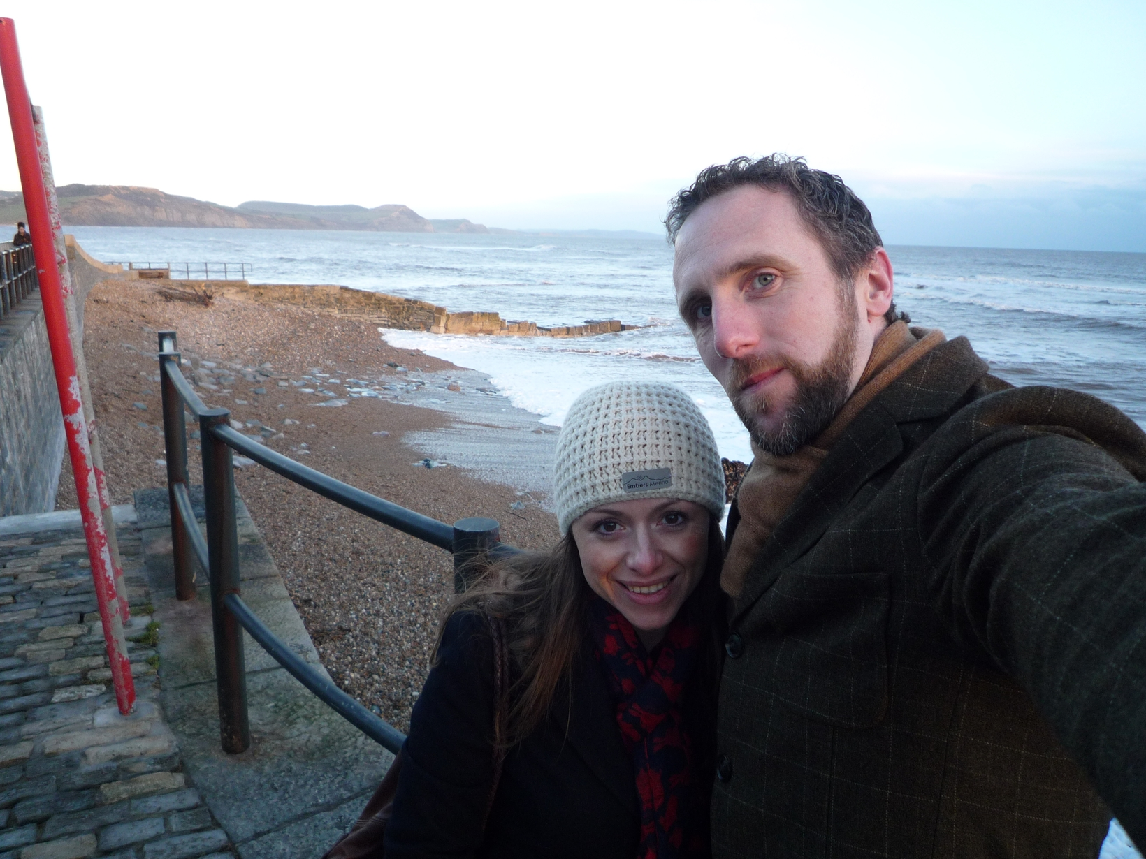 Lesley & Michael from Lyme Regis, United Kingdom