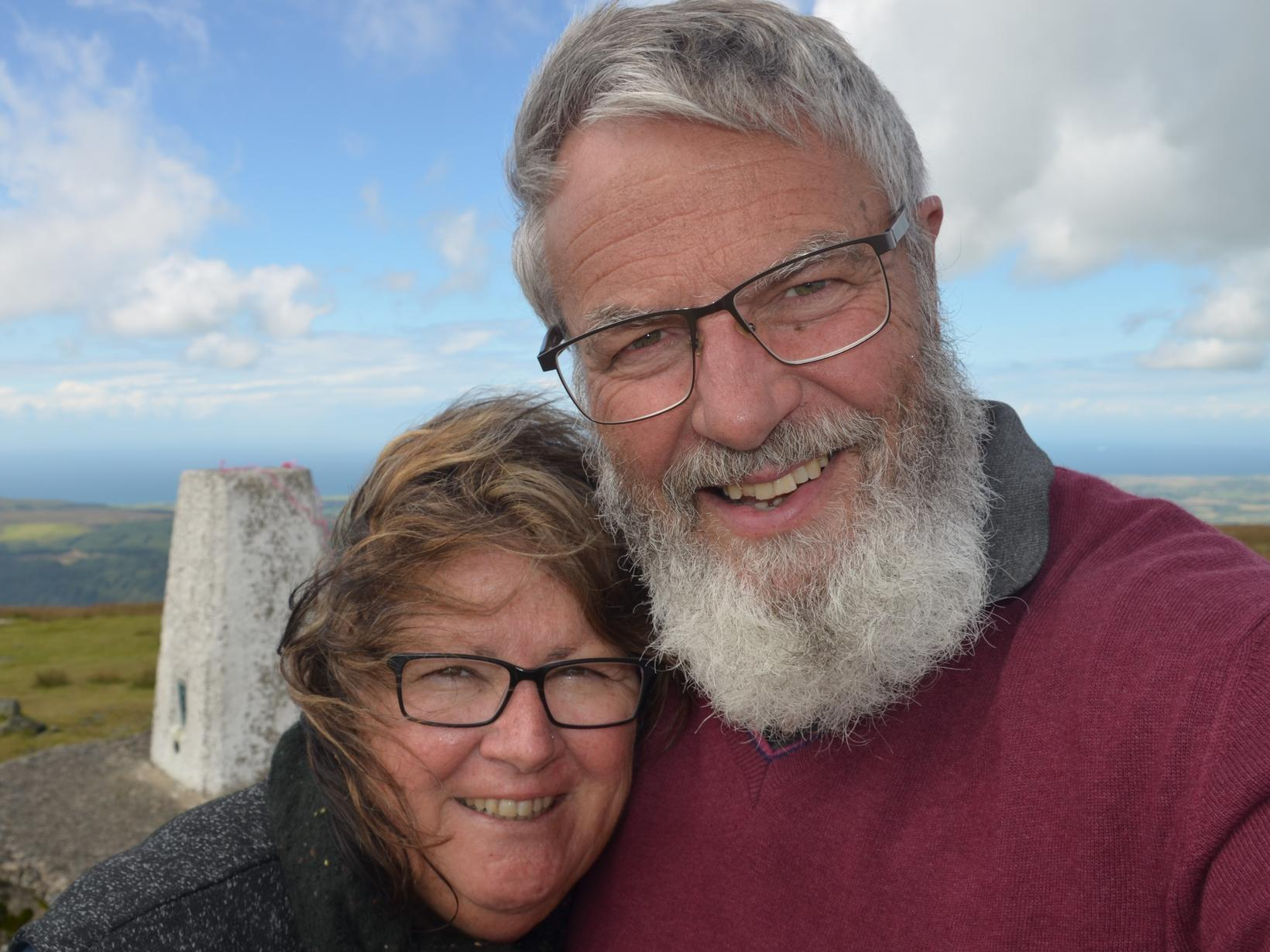Jenny & Neale from East Gresford, New South Wales, Australia