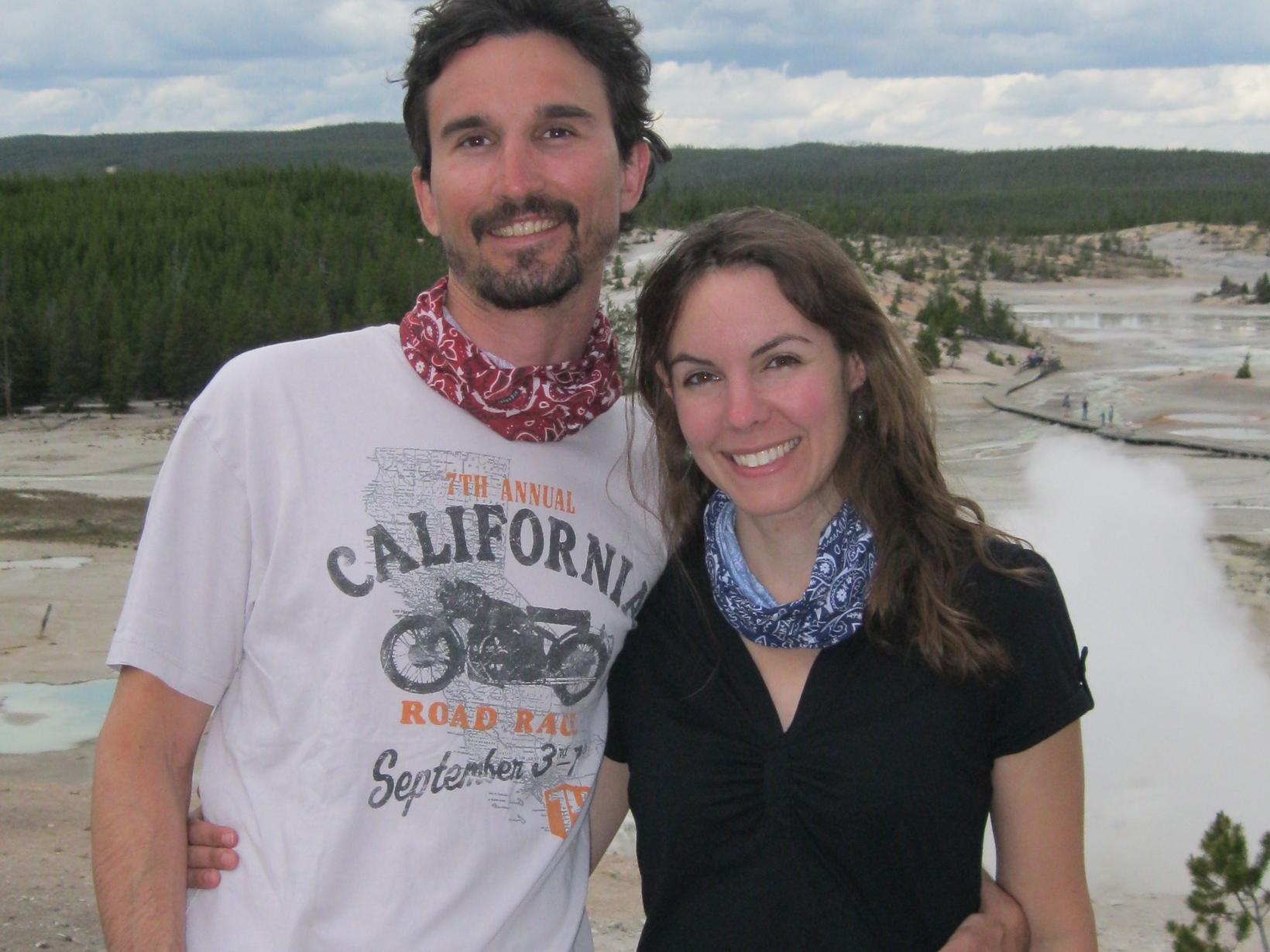 Marisa & Tim from Oak Park, Illinois, United States
