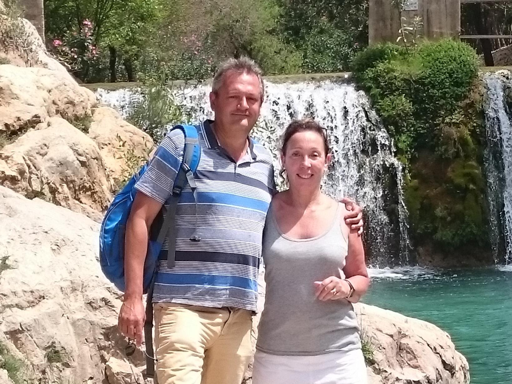 Brian & Esther from Guardamar del Segura, Spain