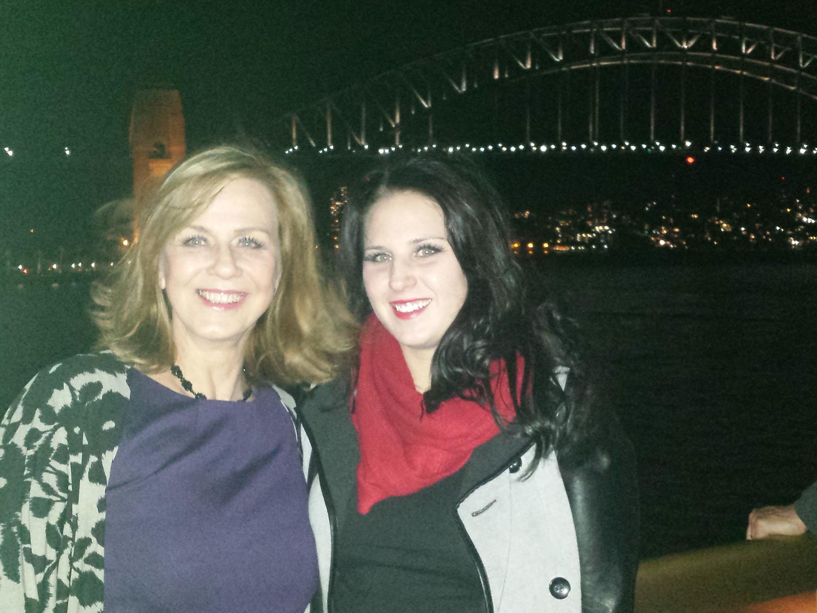 Carol from Leonay, New South Wales, Australia