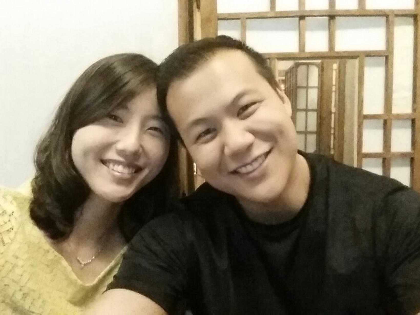 Jung eun & Alvin from Ames, Iowa, United States