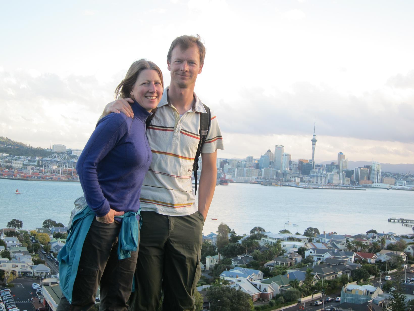 James & Janice from Cardiff, United Kingdom