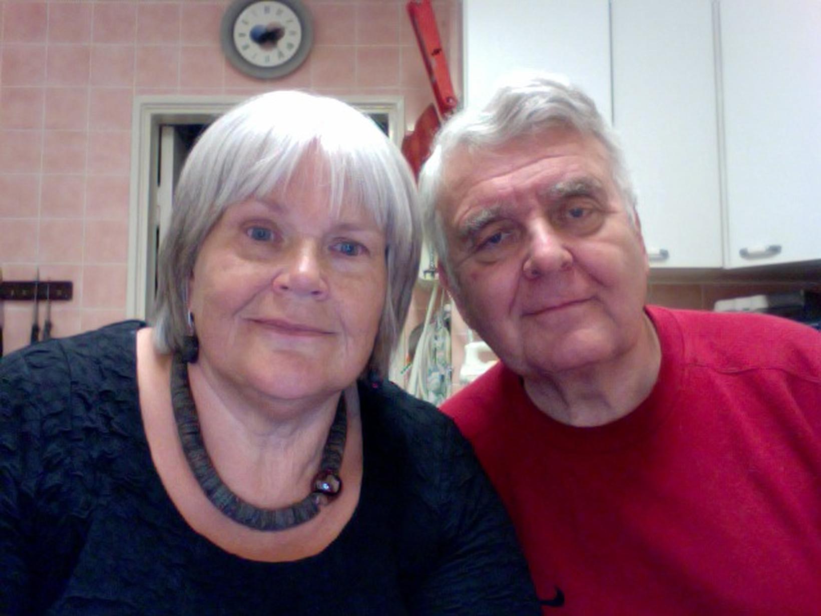 Liisa & Pekka from Lahti, Finland