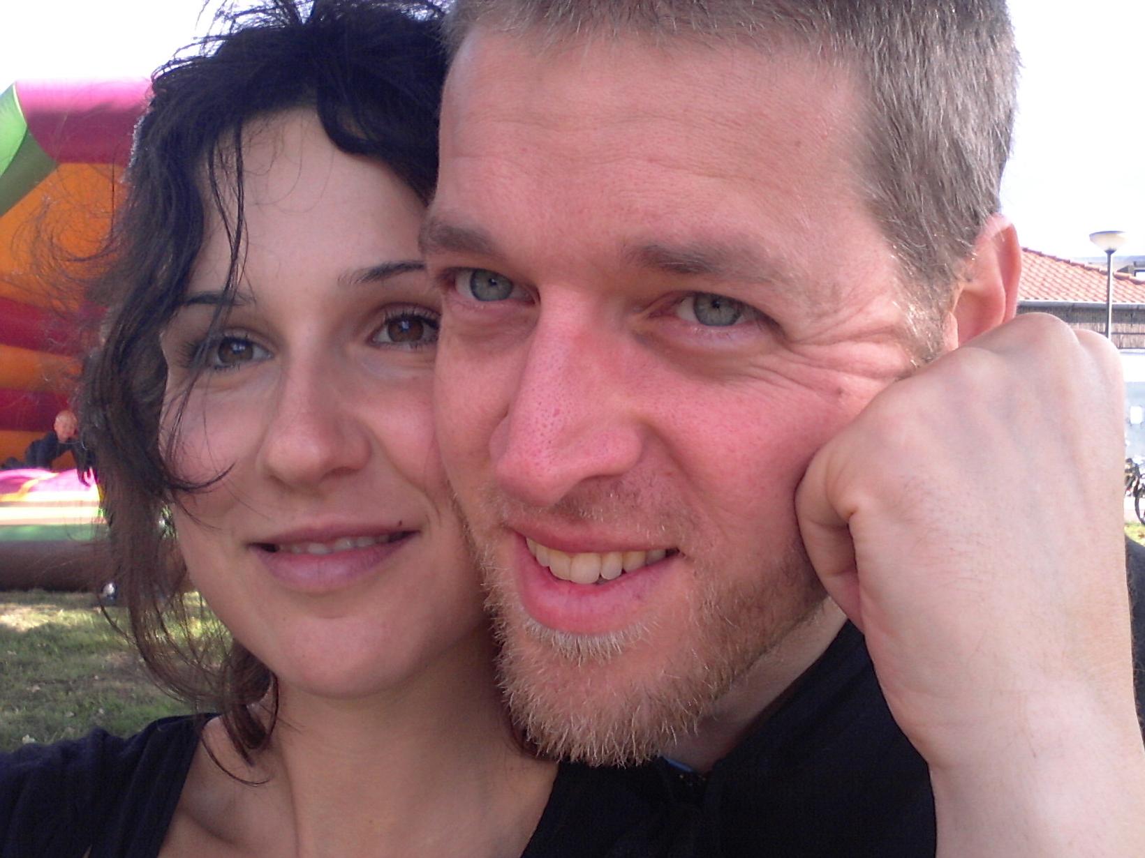 Rocio & Martijn from 's-Hertogenbosch, Netherlands