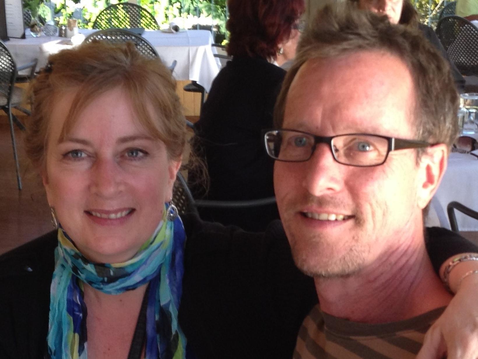 Duane & Catherine from Kelowna, British Columbia, Canada