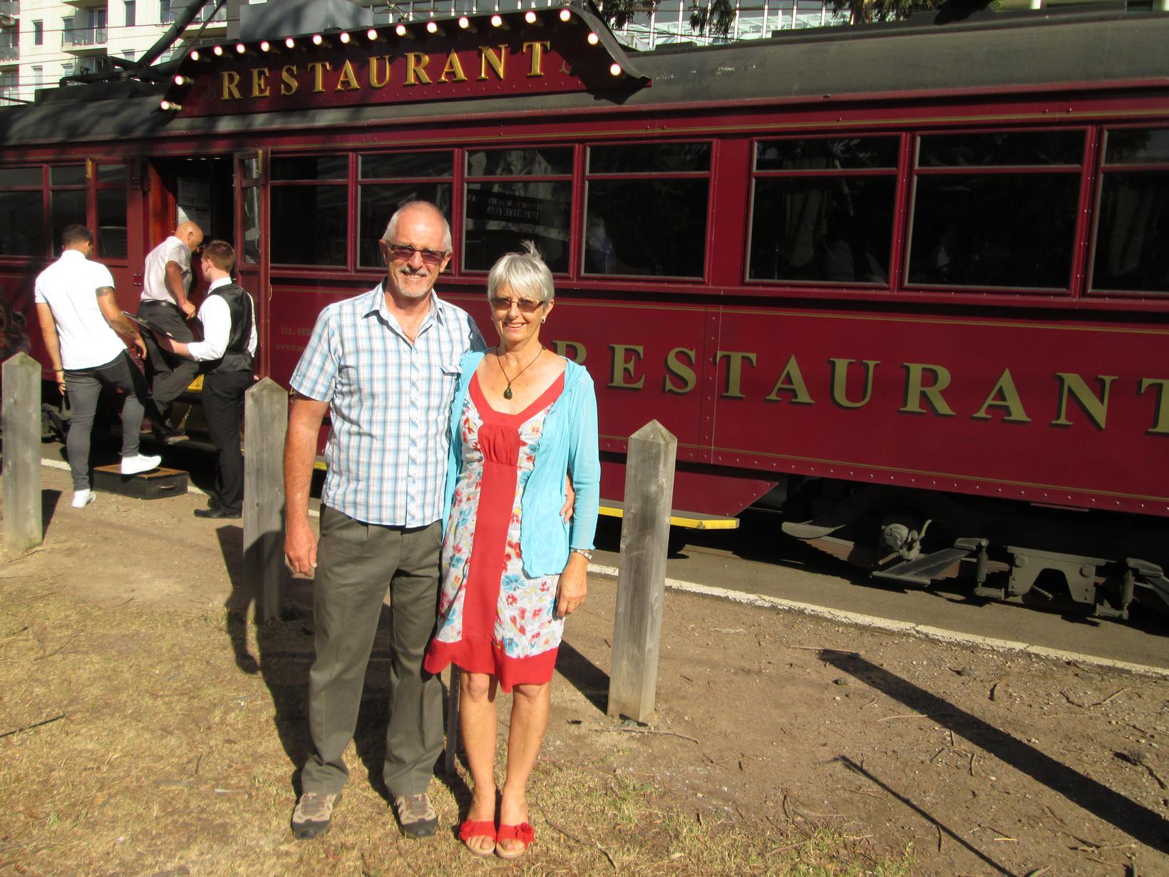 Valerie & Arthur from Melbourne, Victoria, Australia