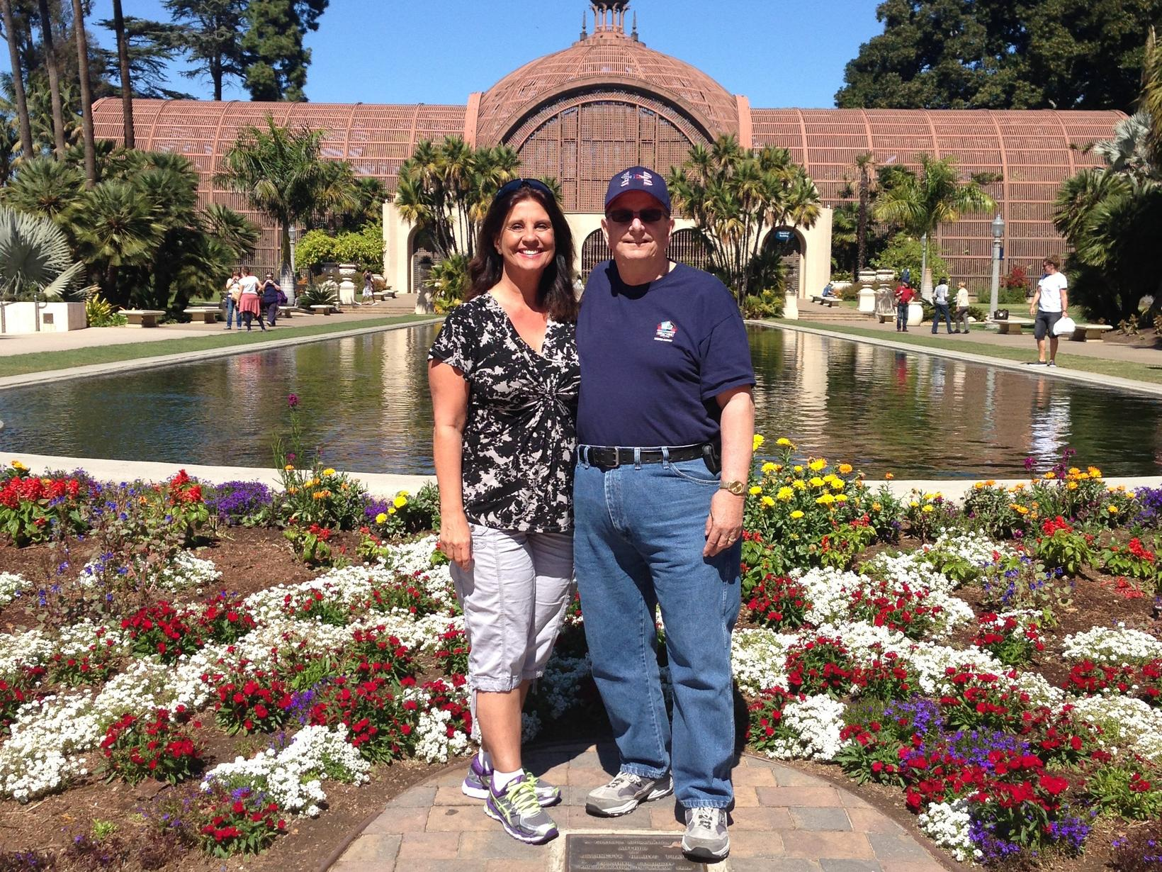 Vanessa & Gregory from Covina, California, United States