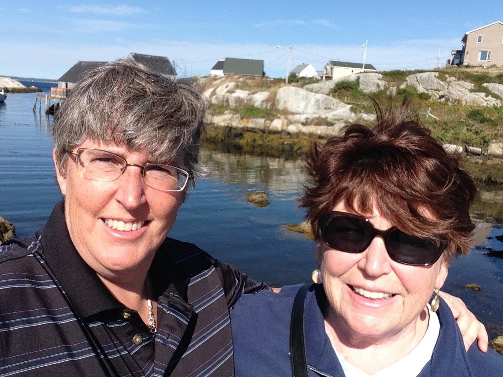 Roberta & Krista from San Diego, California, United States