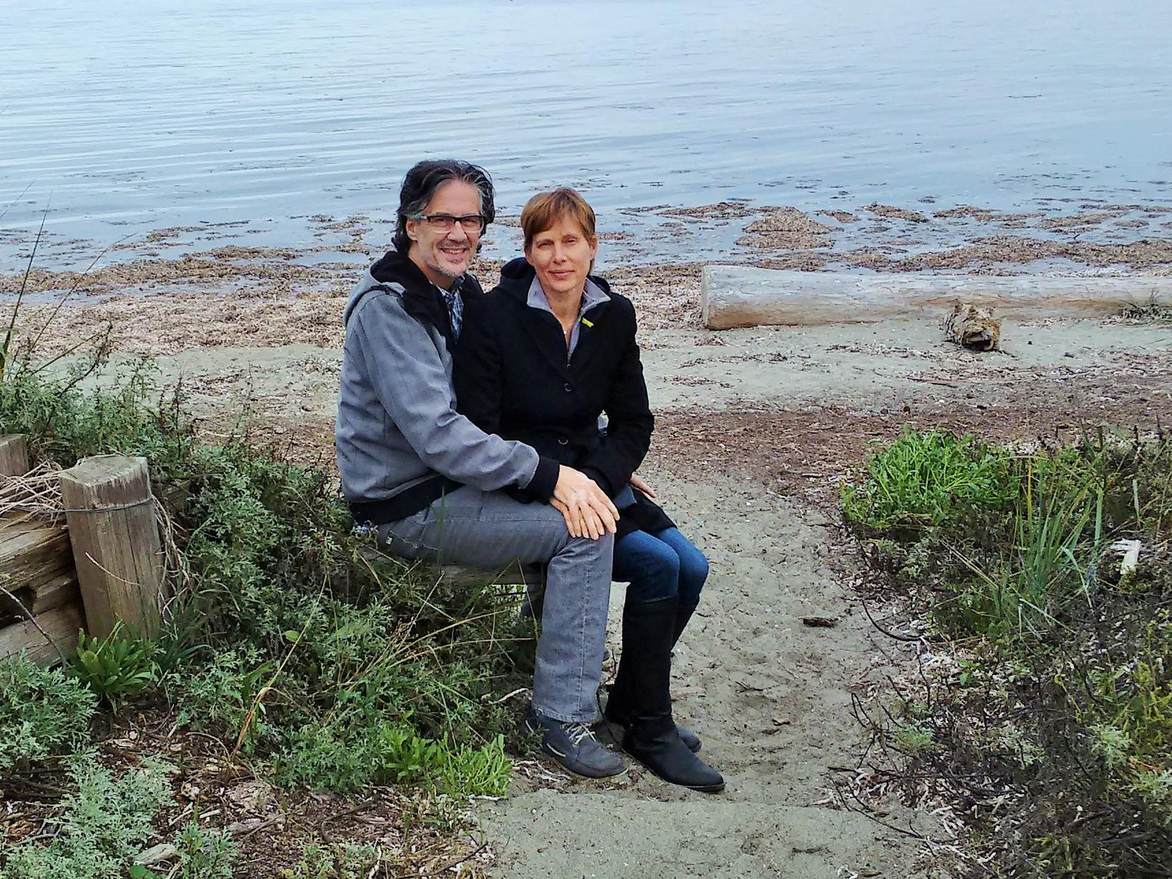 Elizabeth & Jason from Nanaimo, British Columbia, Canada