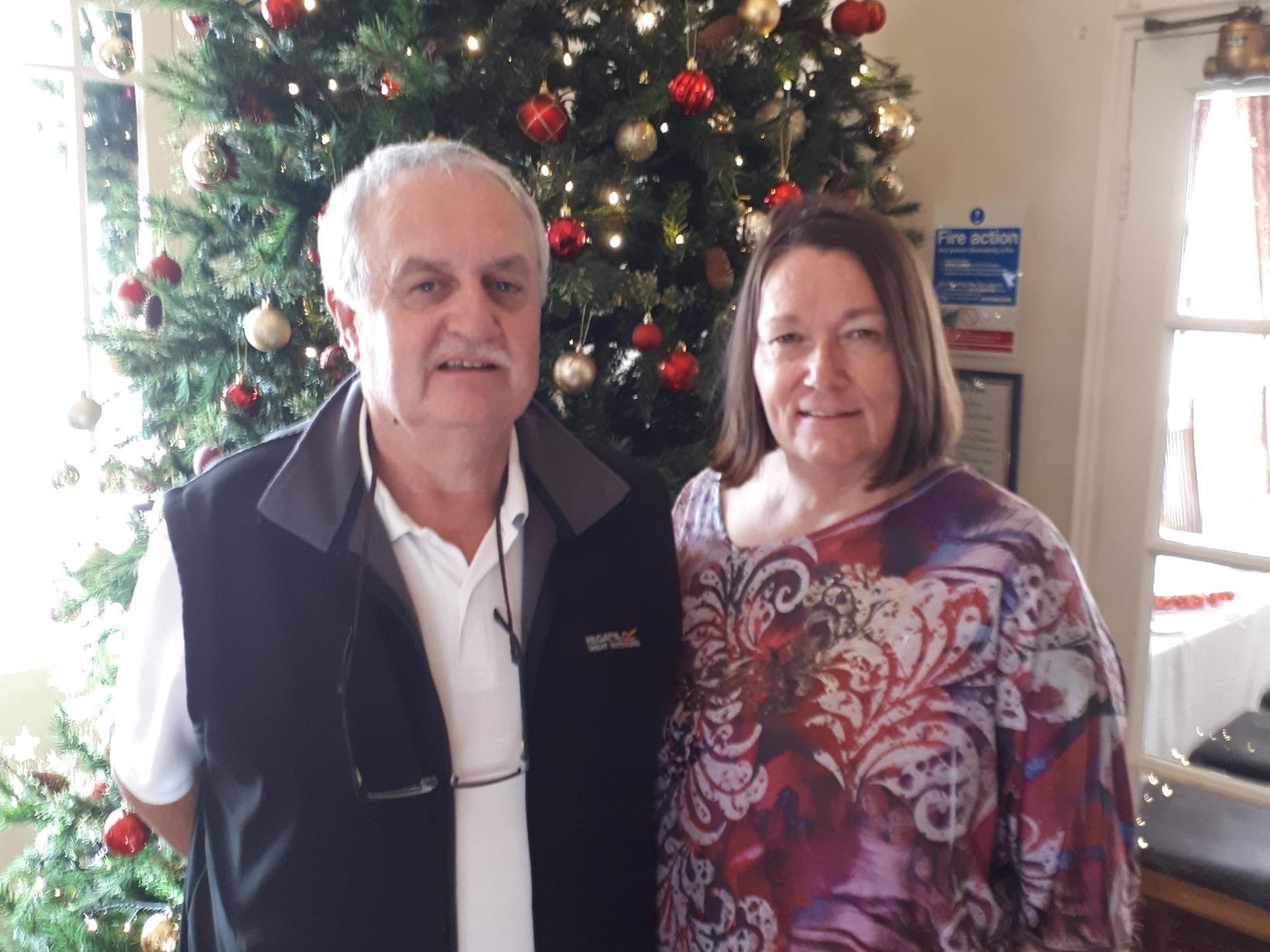 Sonja & Patrick from Bandon, Ireland