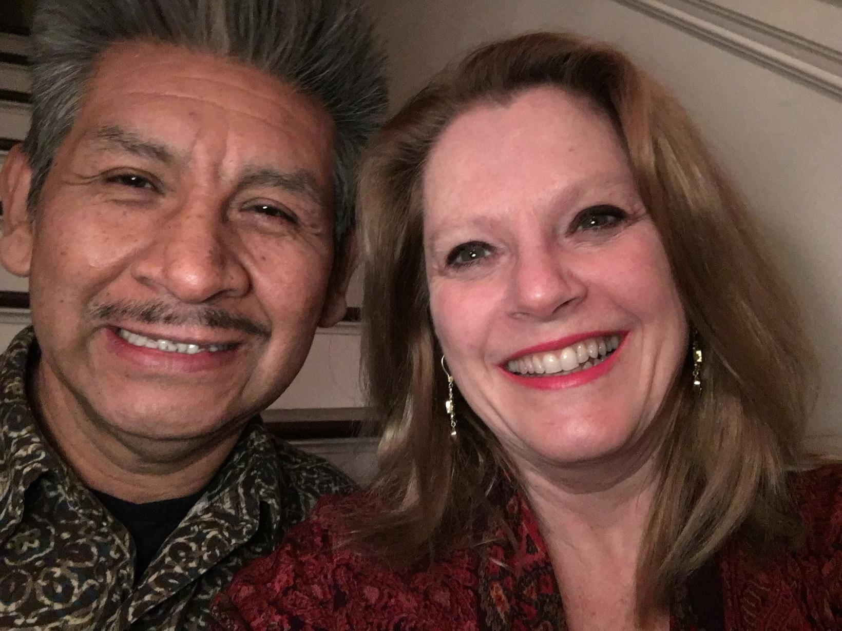 Barbara & Juan from Tulum, Mexico