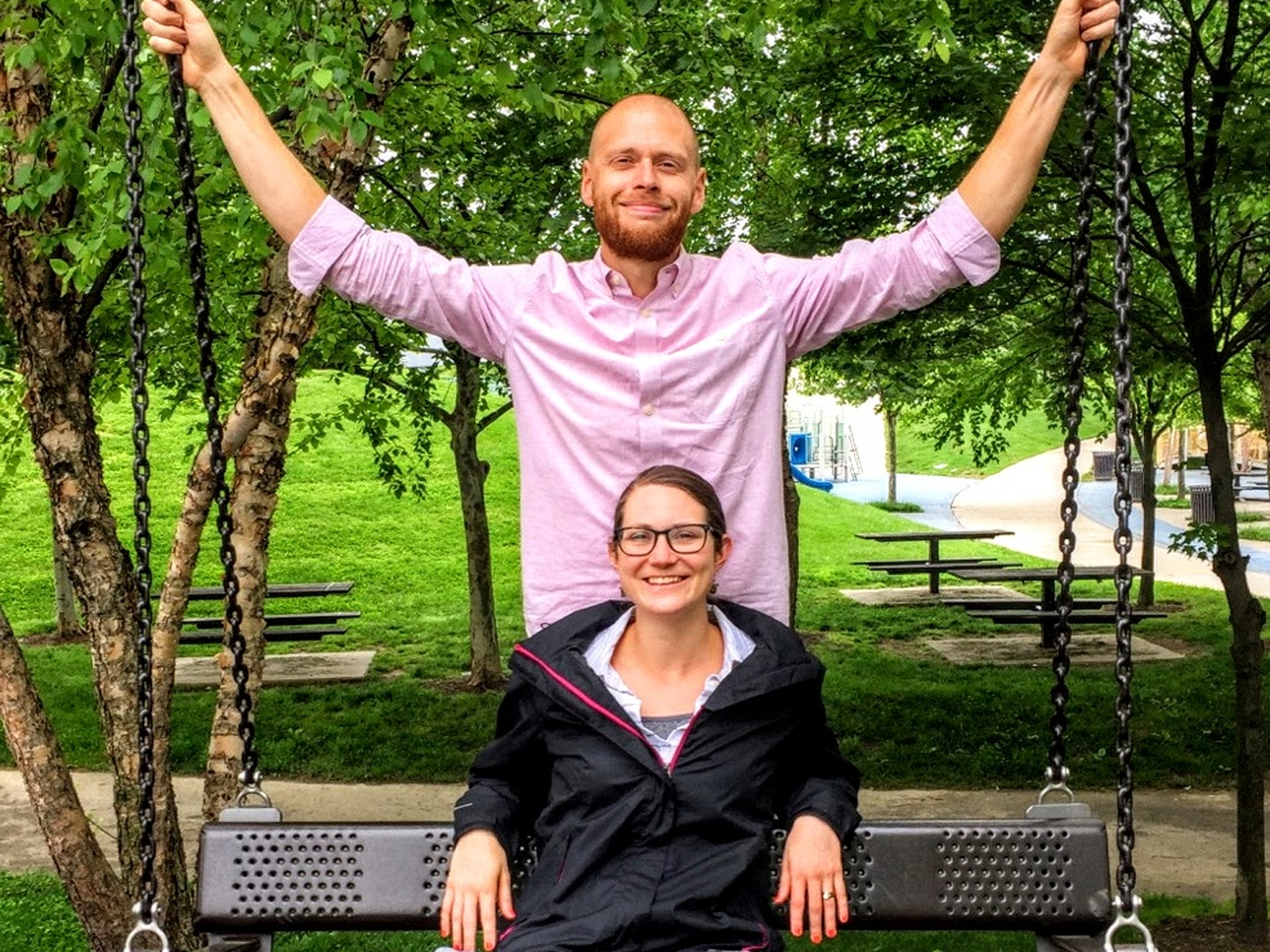 Dustin & meghan & Meghan from Columbus, Ohio, United States