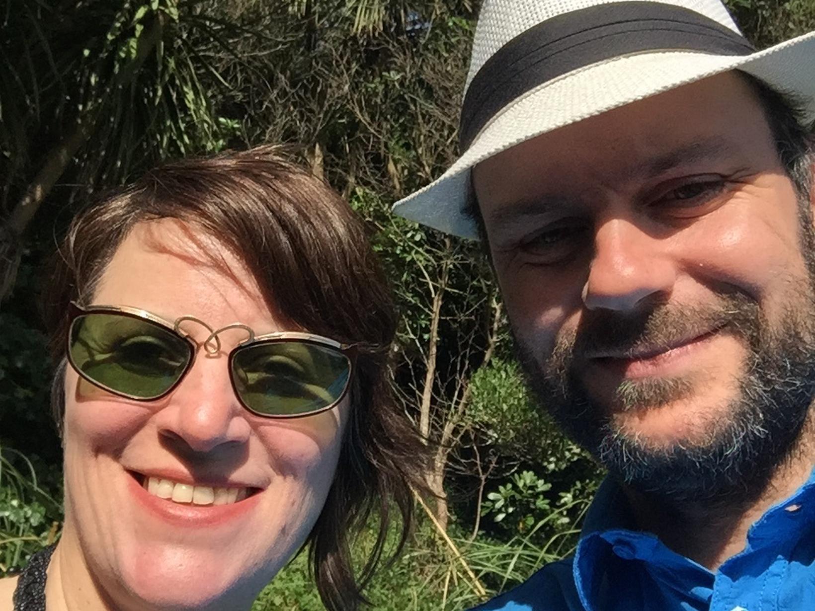 James & Stella from Wellington, New Zealand