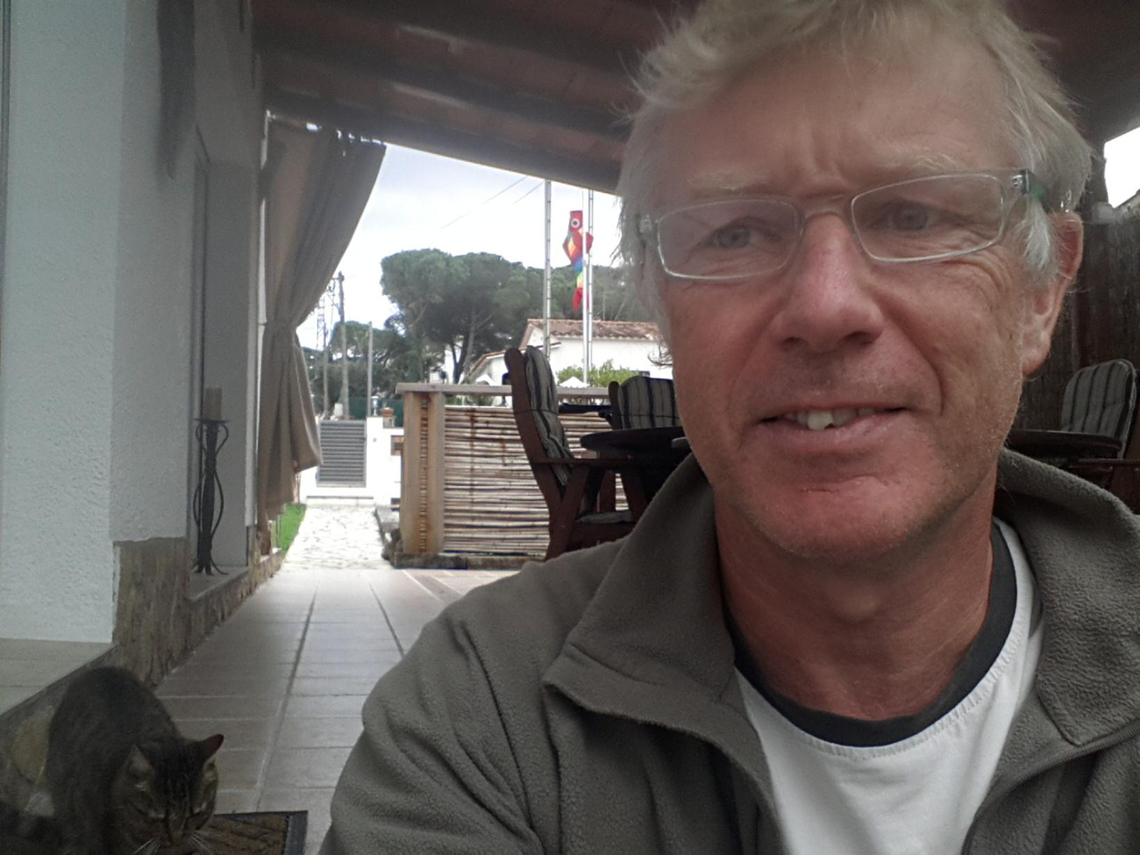 Mick from Girona, Spain