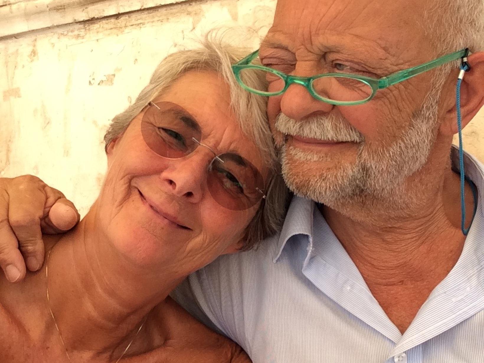 Jur & Madeleine from Martina Franca, Italy