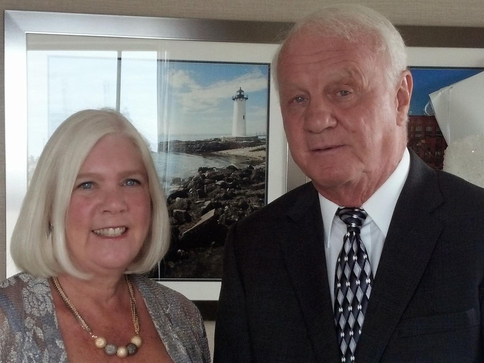 Barbara & John from Key Largo, Florida, United States