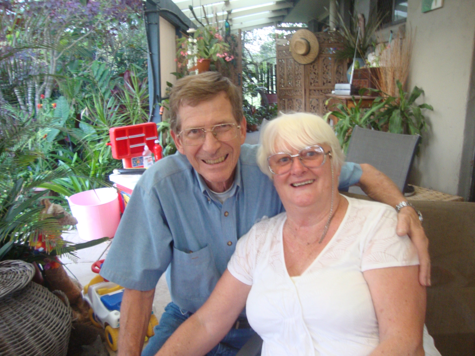 Helen & David from Brisbane, Queensland, Australia