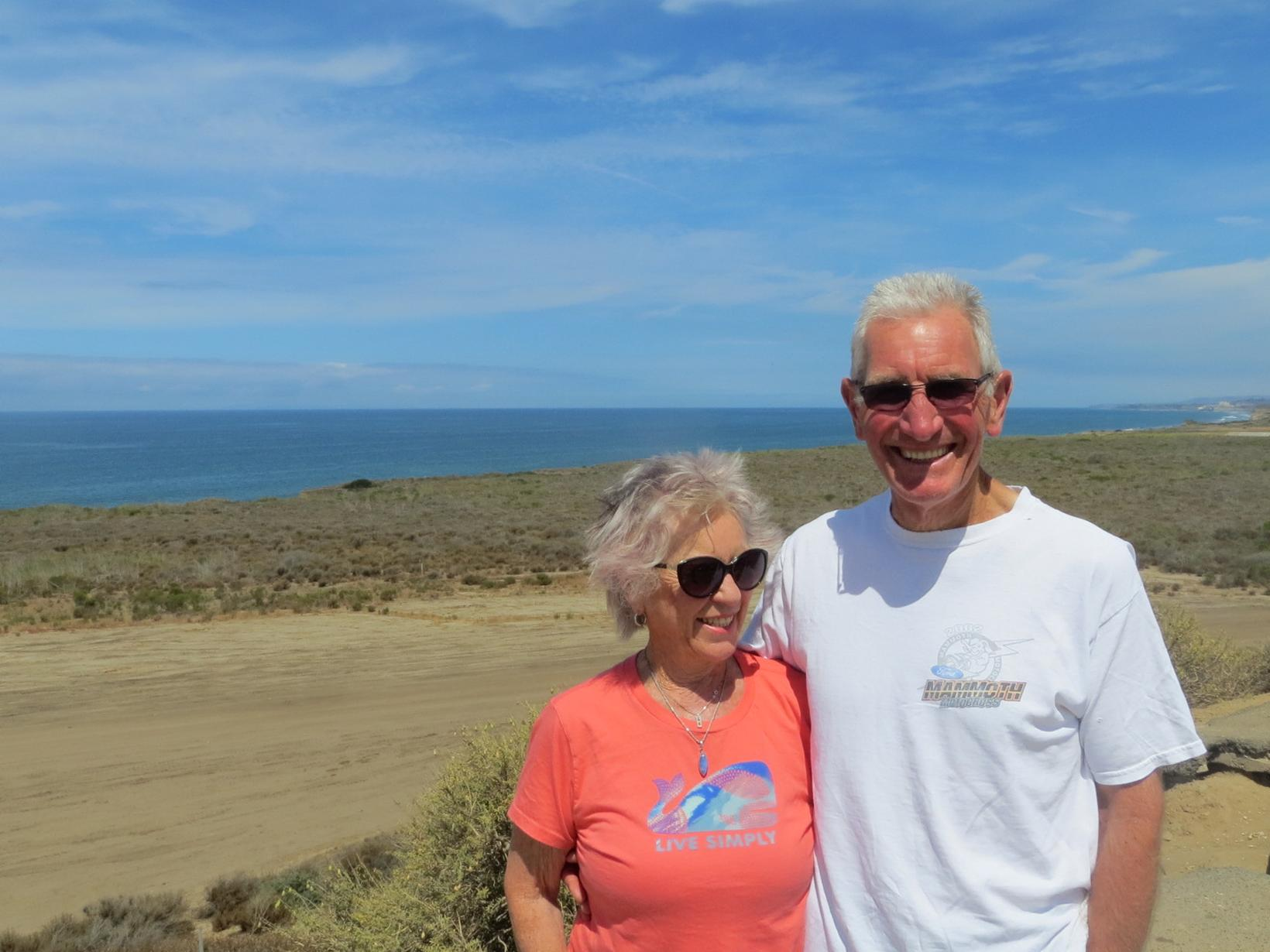 Sandra & Robert from Auckland, New Zealand