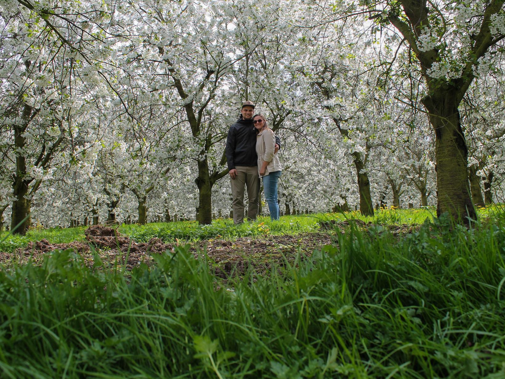 Janne & Dries from Balen, Belgium