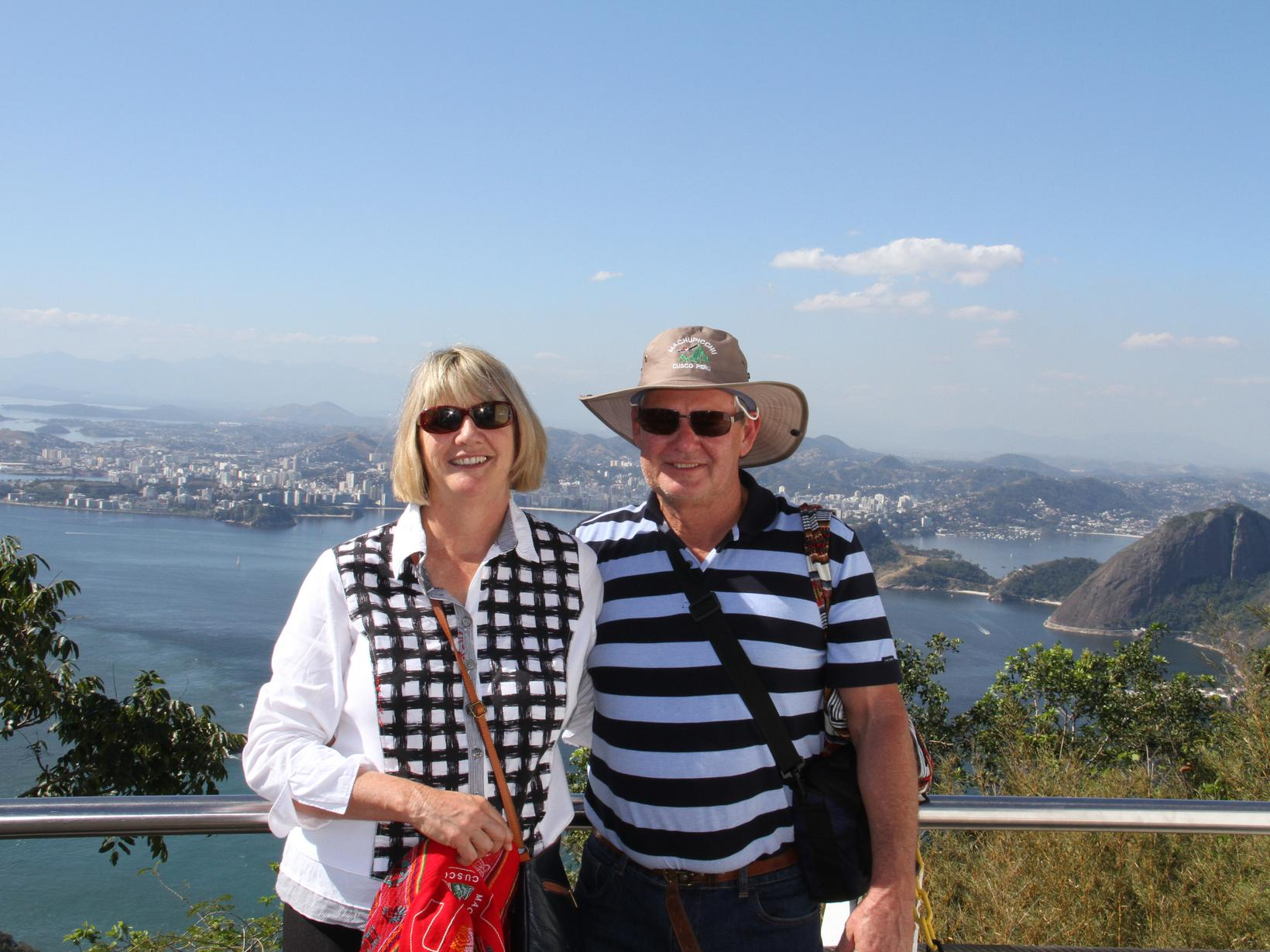 Wendy & Bruce from Sunshine Coast, Queensland, Australia