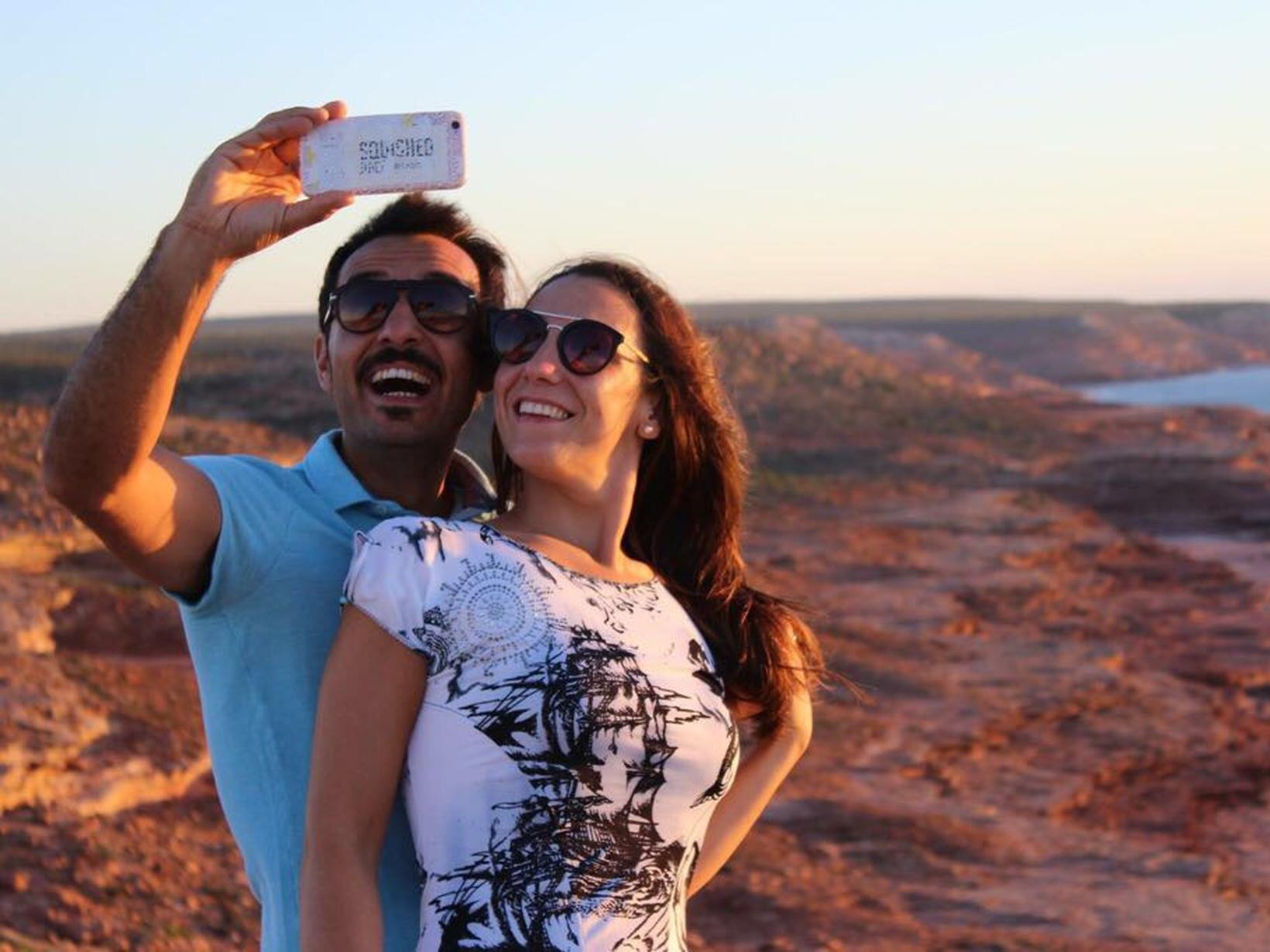 Marco & fra' & Francesca from Perth, Western Australia, Australia