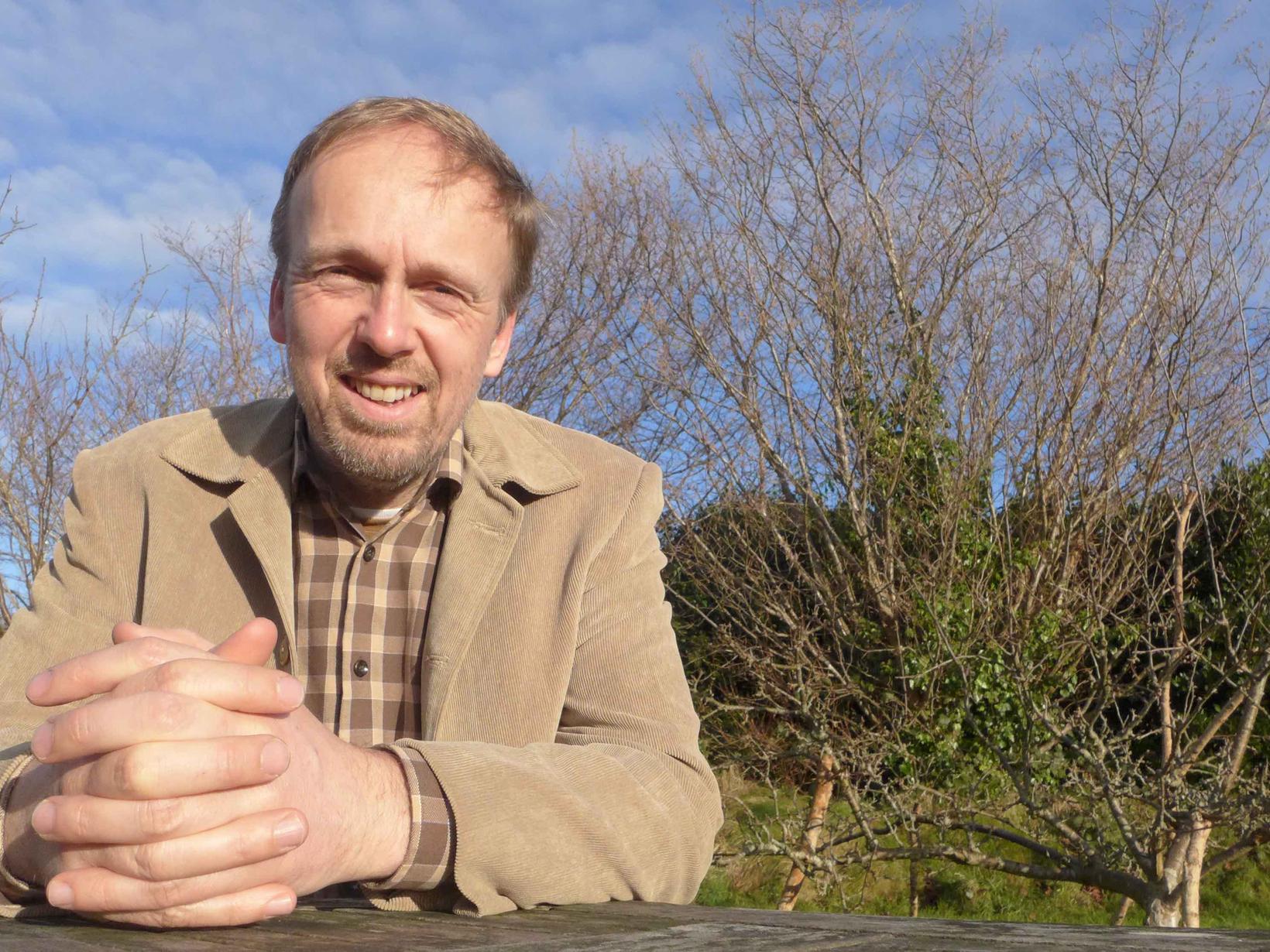 Allan from Machynlleth, United Kingdom