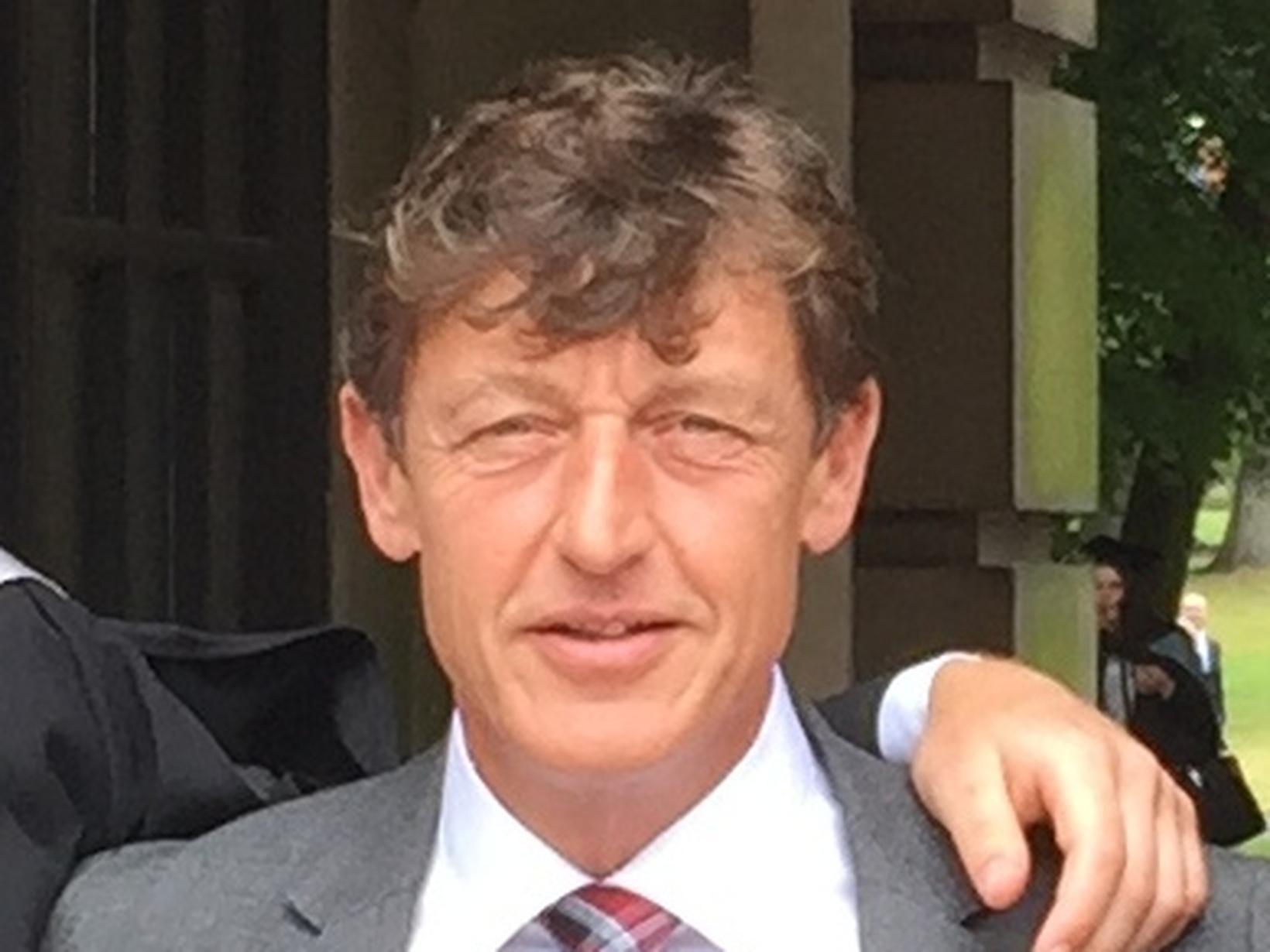 Geoff from Poulton le Fylde, United Kingdom