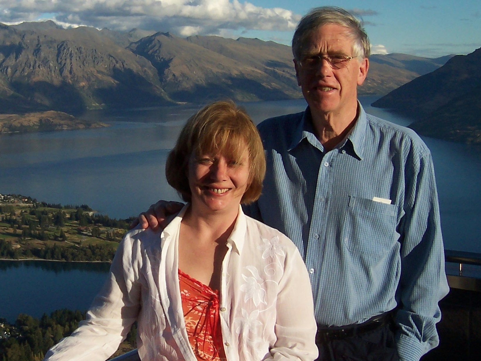 Yvonne & Graham from Bridgnorth, United Kingdom