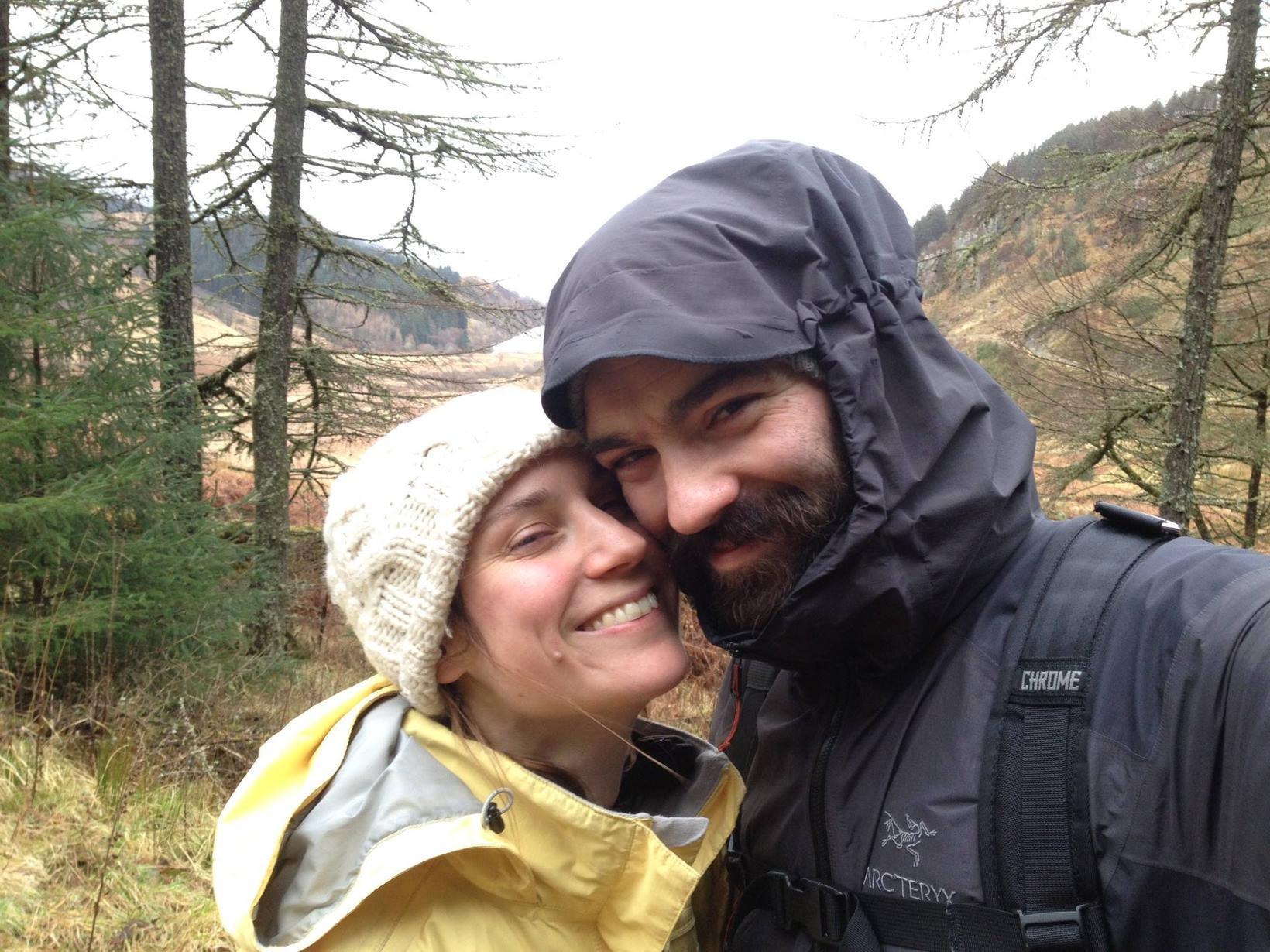 Joanne & Tom from London, United Kingdom