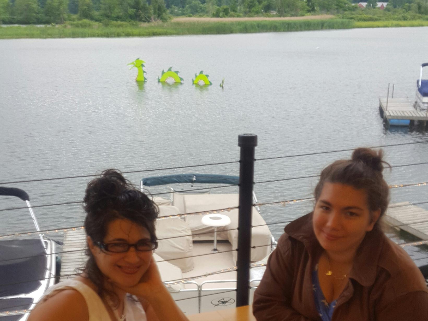 Julia & Emily from Brattleboro, Vermont, United States