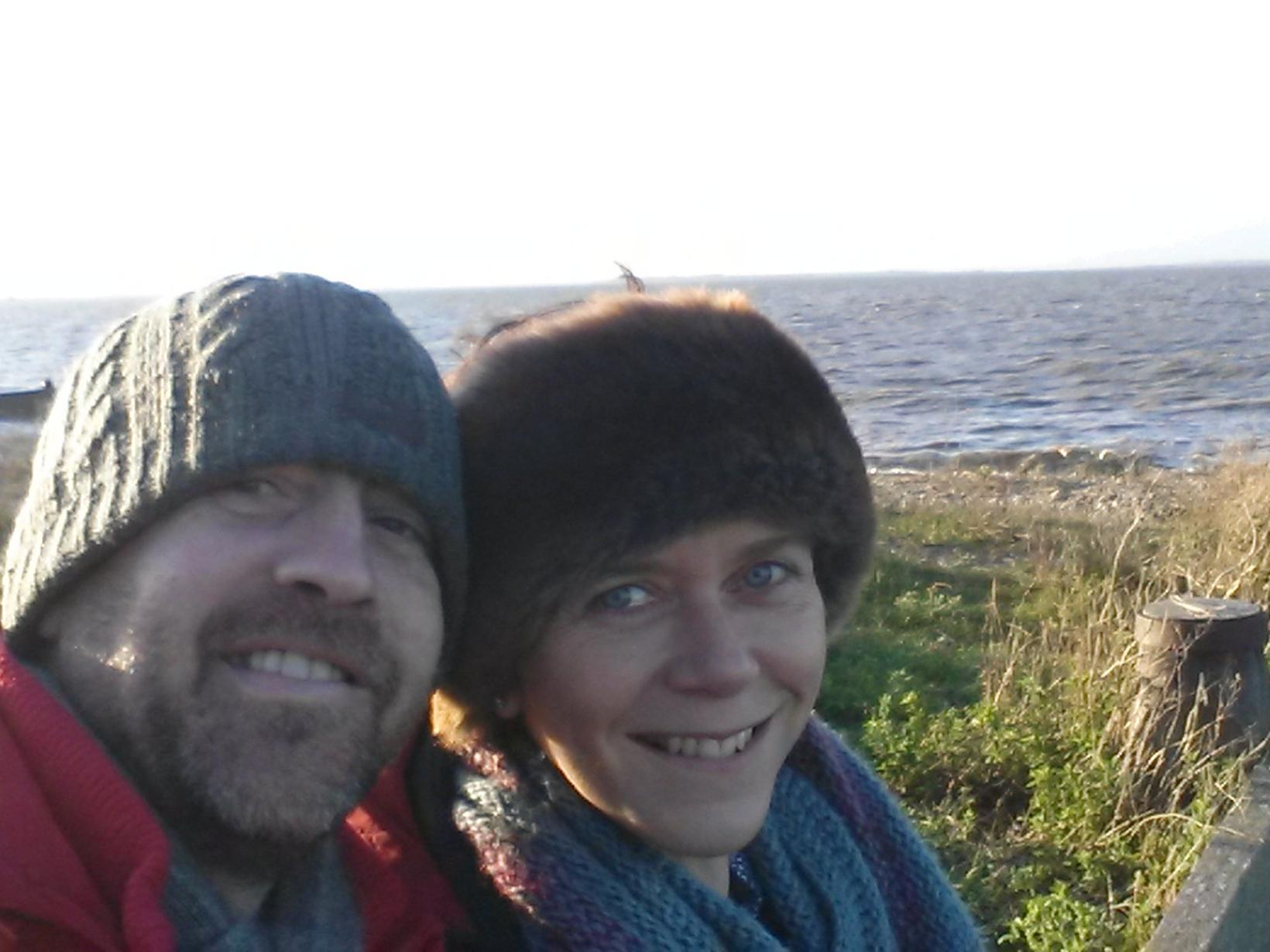 Amanda & Gary from Whitstable, United Kingdom