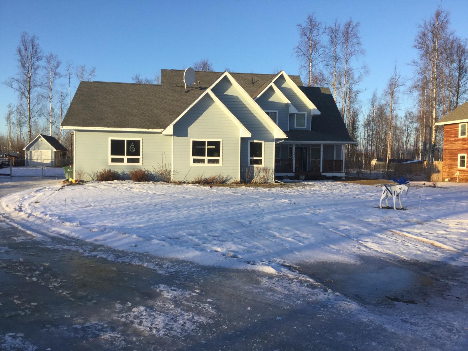 Housesitting assignment in Big Lake, Alaska, United States