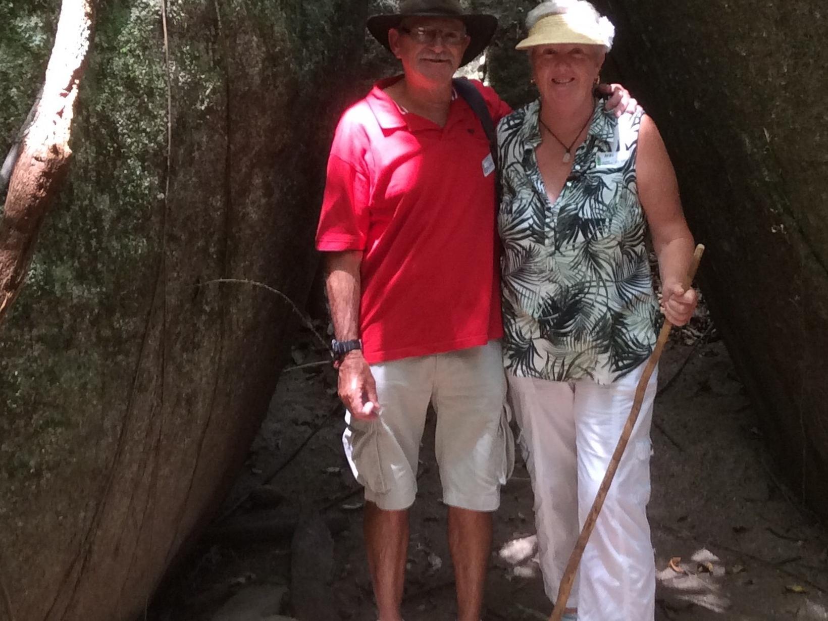 Colin & Ann from Airlie Beach, Queensland, Australia