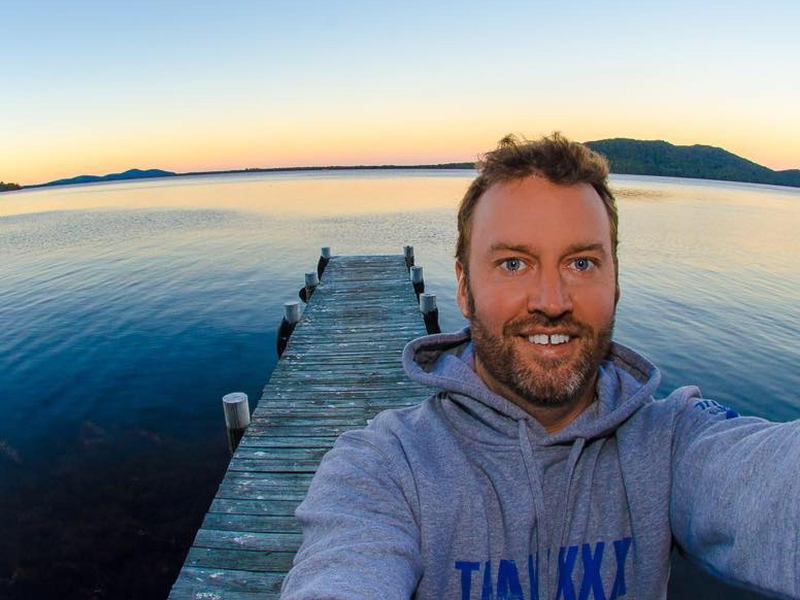 Scott from Sydney, New South Wales, Australia