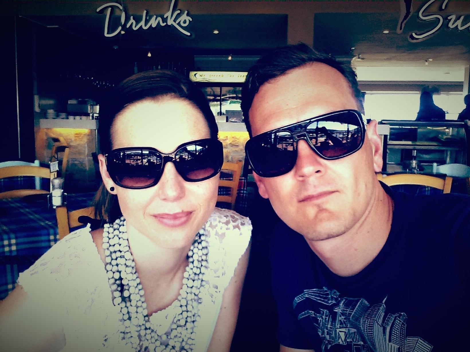 Andre & Taryn from Haywards Heath, United Kingdom