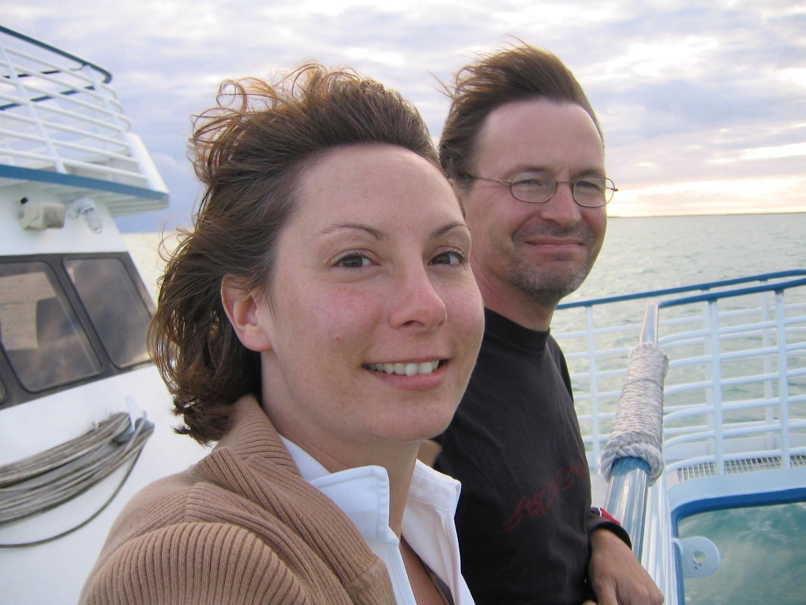 Cindy & Mark from Kelowna, British Columbia, Canada