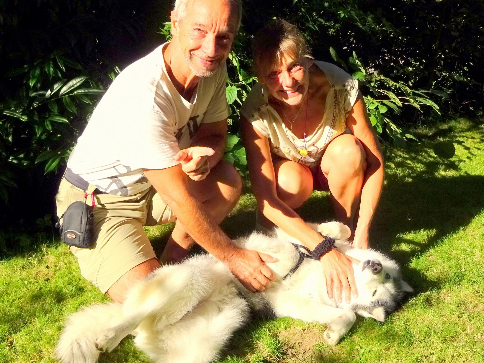 Dietmar & Angelika from Nürnberg, Germany