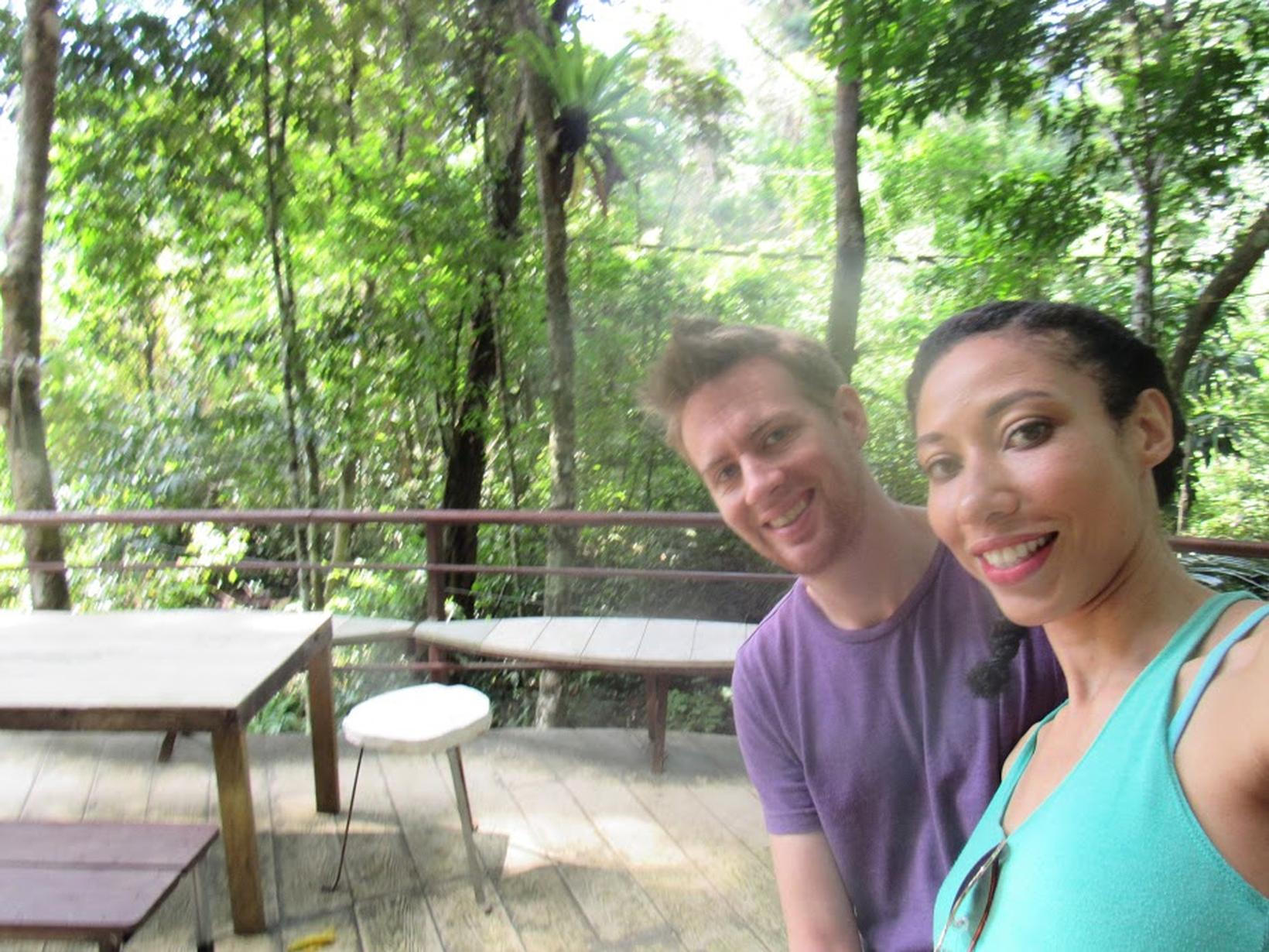 Christina & Brett from Incheon, South Korea