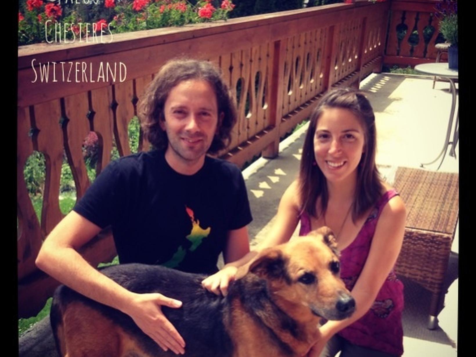 Cecilia & Jonathan from Upper Hutt, New Zealand