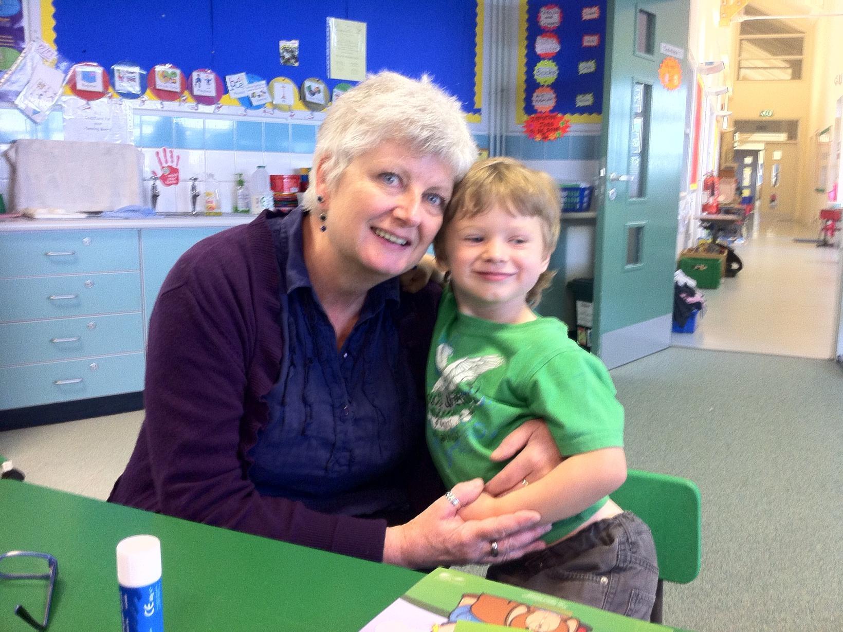 Sheila from Lisburn, United Kingdom